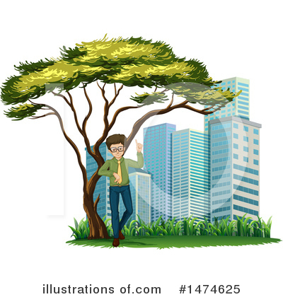 Urban Clipart #1474625 by Graphics RF