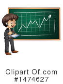 Business Man Clipart #1474627 by Graphics RF
