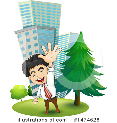 Urban Clipart #1474628 by Graphics RF