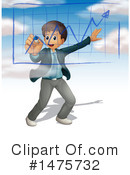 Business Man Clipart #1475732 by Graphics RF