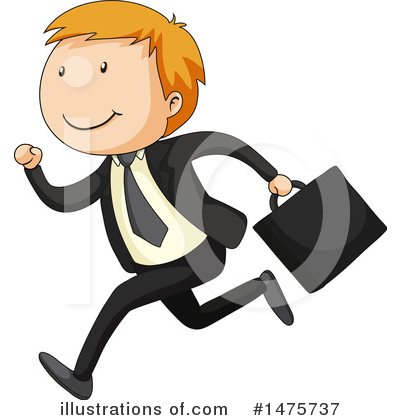 Businessman Clipart #1475737 by Graphics RF