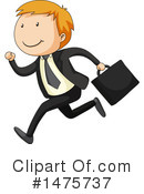 Business Man Clipart #1475737 by Graphics RF