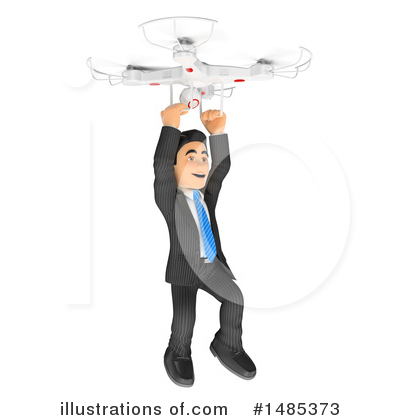 Drone Clipart #1485373 by Texelart