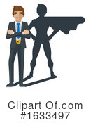 Business Man Clipart #1633497 by AtStockIllustration