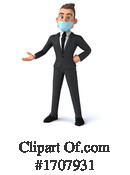 Business Man Clipart #1707931 by Julos