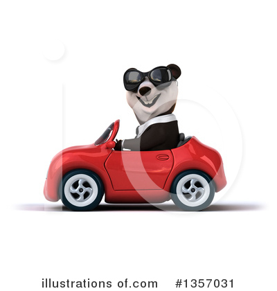Business Panda Clipart #1357031 by Julos