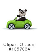 Business Panda Clipart #1357034 by Julos