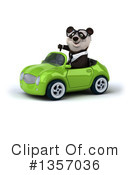 Business Panda Clipart #1357036 by Julos