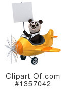 Business Panda Clipart #1357042 by Julos
