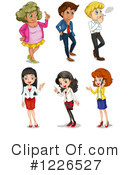 Business People Clipart #1226527 by Graphics RF