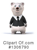 Business Polar Bear Clipart #1306790