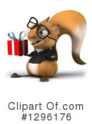 Business Squirrel Clipart #1296176 by Julos