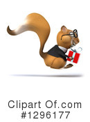 Business Squirrel Clipart #1296177 by Julos