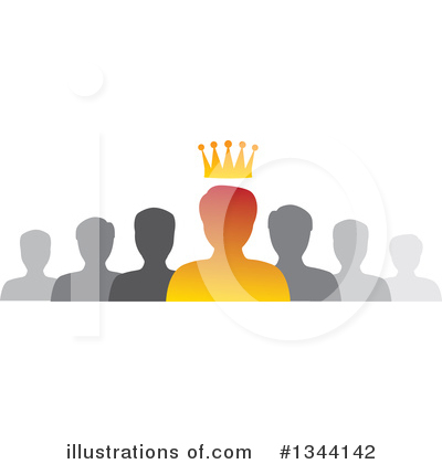 King Clipart #1344142 by ColorMagic