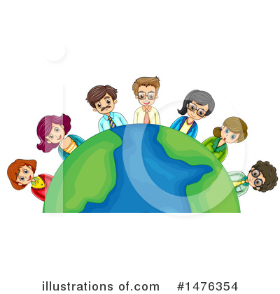 Business Team Clipart #1476354 by Graphics RF