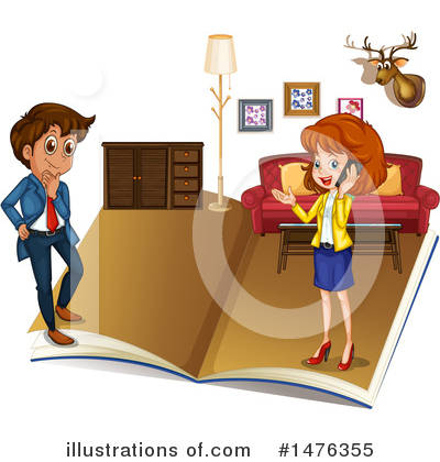 Business Team Clipart #1476355 by Graphics RF