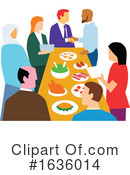 Business Team Clipart #1636014 by patrimonio