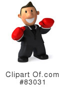 Business Toon Guy Clipart #83031