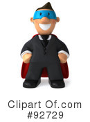 Business Toon Guy Clipart #92729