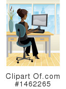 Business Woman Clipart #1462265 by Amanda Kate