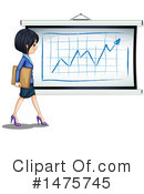 Business Woman Clipart #1475745 by Graphics RF
