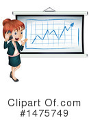 Business Woman Clipart #1475749 by Graphics RF