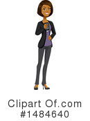 Business Woman Clipart #1484640 by Amanda Kate