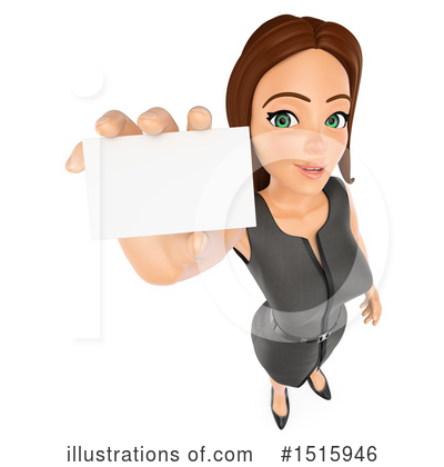 Business Woman Clipart #1515946 by Texelart