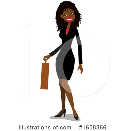 Woman Clipart #1608366 by peachidesigns