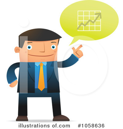 Finance Clipart #1058636 by Qiun