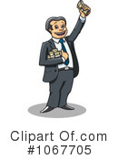 Businessman Clipart #1067705