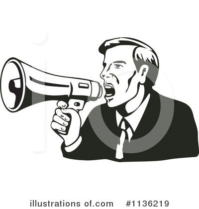 Businessman Clipart #1136219 by patrimonio