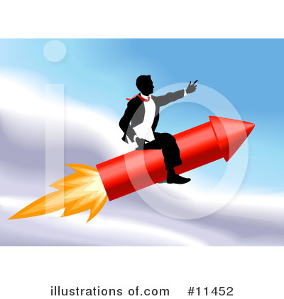 Speed Clipart #11452 by AtStockIllustration