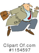 Businessman Clipart #1154597 by djart
