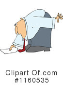 Royalty-Free (RF) Businessman Clipart Illustration #1160535