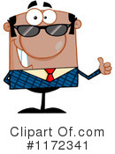 Royalty-Free (RF) Businessman Clipart Illustration #1172341