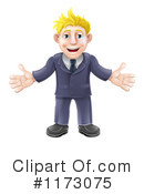 Businessman Clipart #1173075 by AtStockIllustration