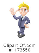 Businessman Clipart #1173550 by AtStockIllustration