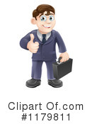 Businessman Clipart #1179811 by AtStockIllustration