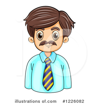 Businessman Clipart #1226082 by Graphics RF