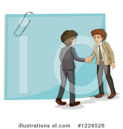 Business Team Clipart #1226526 by Graphics RF