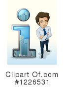 Businessman Clipart #1226531 by Graphics RF
