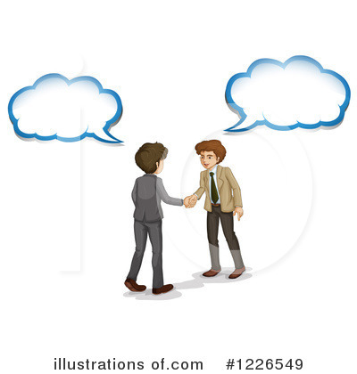 Business Team Clipart #1226549 by Graphics RF
