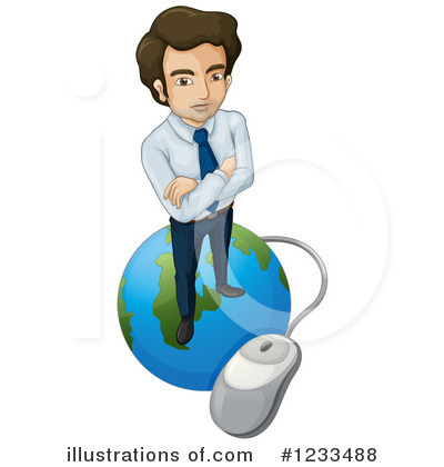 Earth Clipart #1233488 by Graphics RF