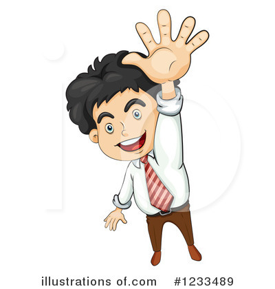 Businessman Clipart #1233489 by Graphics RF