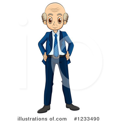 Businessman Clipart #1233490 by Graphics RF