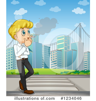 Smoking Clipart #1234046 by Graphics RF