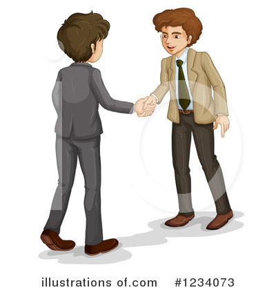 Business Team Clipart #1234073 by Graphics RF