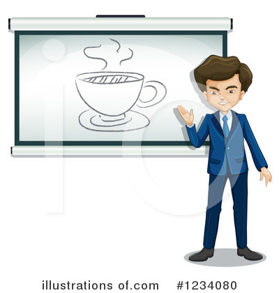 Office Clipart #1234080 by Graphics RF