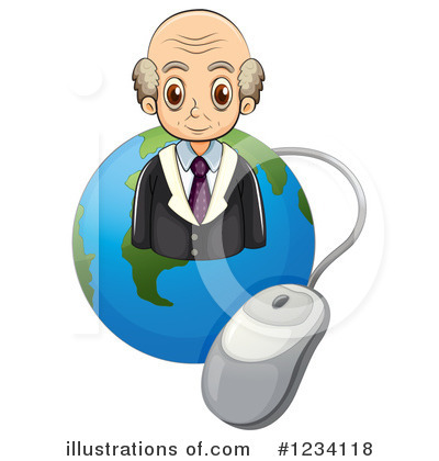 Earth Clipart #1234118 by Graphics RF